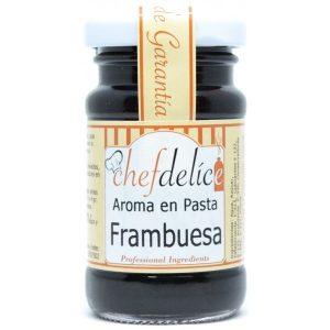 Aroma pasta chefdelice frambuesa
