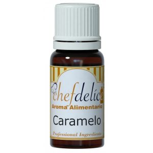aroma chefdelice caramelo