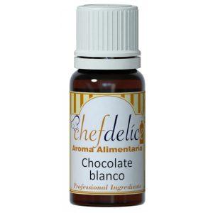 aroma chefdelice chocolate blanco