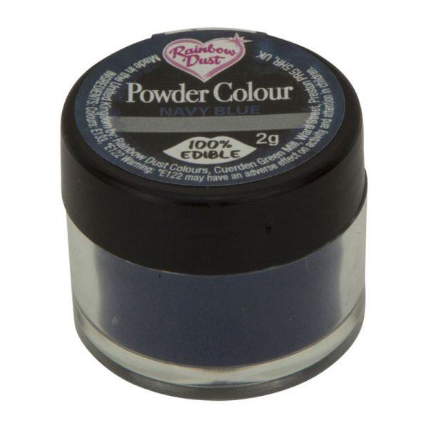 colorante polvo rainbowdust azul marino