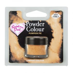 colorante polvo rainbowdust calabaza