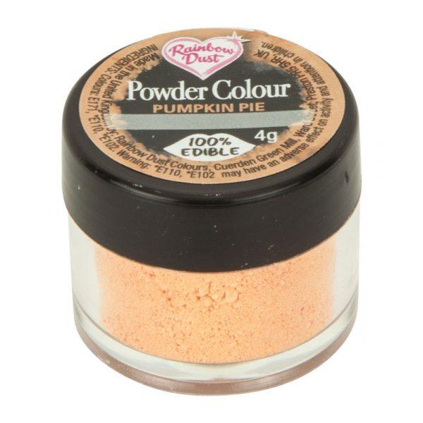 colorante polvo rainbowdust calabaza