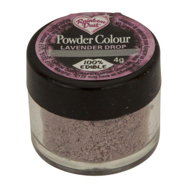 colorante polvo rainbowdust lavanda