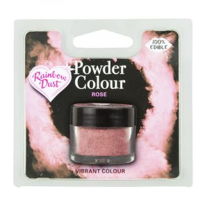 colorante polvo rainbowdust rosa