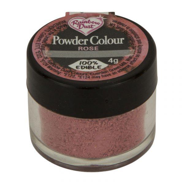 colorante polvo rainbowdust rosa