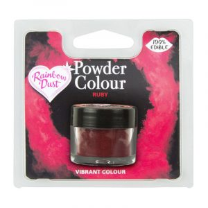colorante polvo rainbowdust ruby
