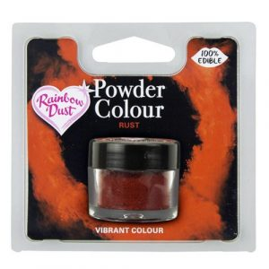 colorante polvo rainbowdust rust