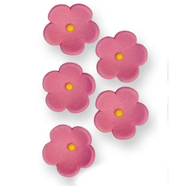 decoraciones azúcar pme flores rosas
