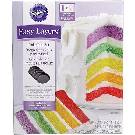 Wilton molde layer cake 15 cm
