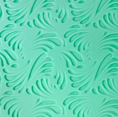 PME Impression mat tapete texturizador ondas