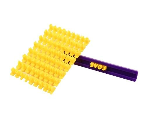 Sweetkolor marcador letras y números