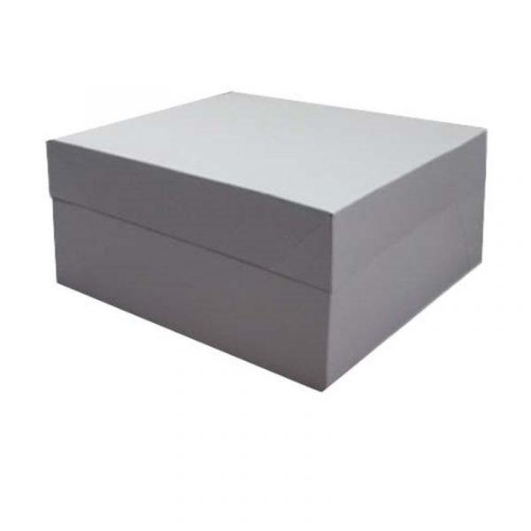 caja tarta carton rectangular
