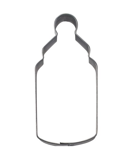 cortador metálico mini biberon stadter