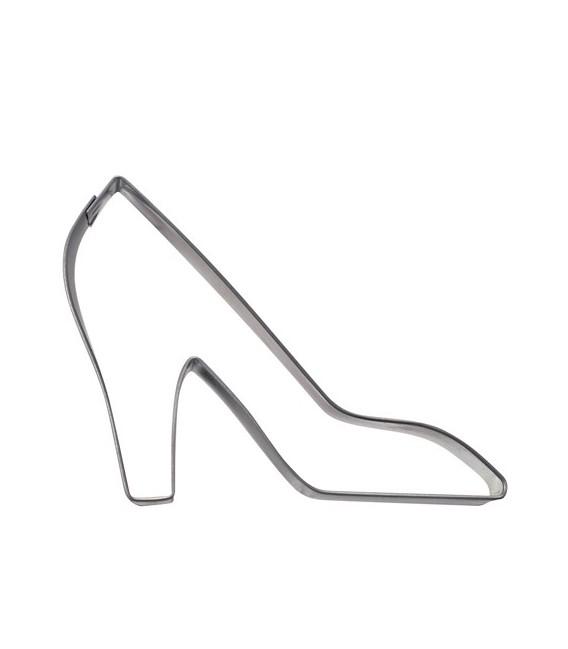 cortador metálico zapato tacon stadter