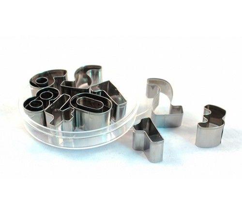 set cortadores numeros metalico sweetkolor