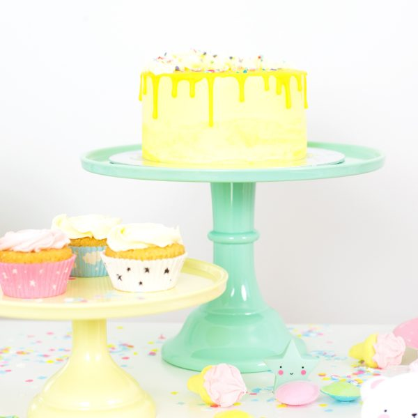Cake stand verde mint a little lovely company