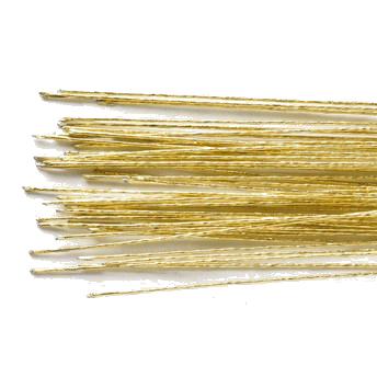 Culpitt alambre florar dorado