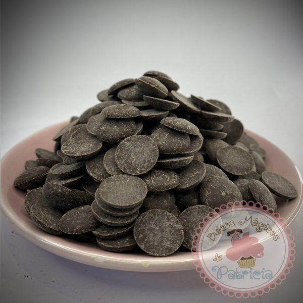 chips chocolate negro ganache dulces magicos