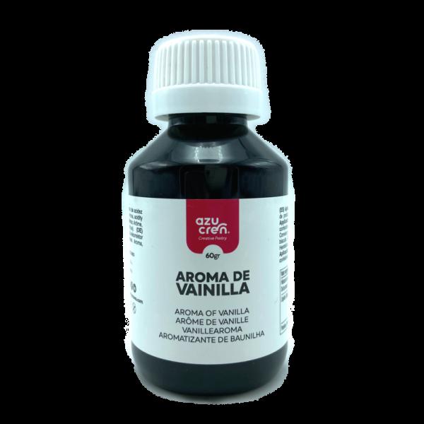 azucren extracto de vainilla transparente 60gr