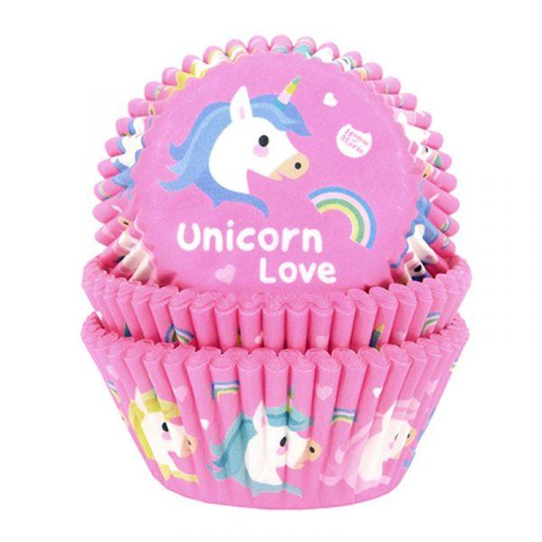 capsulas cupcakes house of marie unicornios