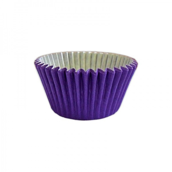 capsulas cupcakes morado