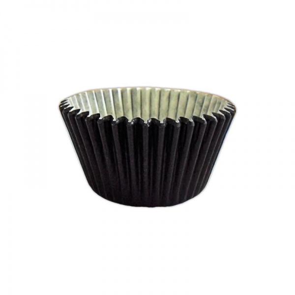 capsulas cupcakes negro