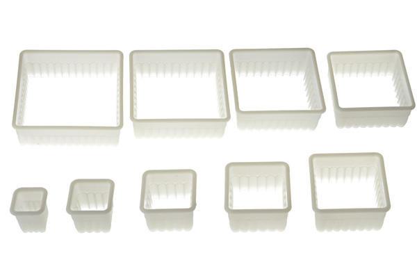 set cuadrados silikomart