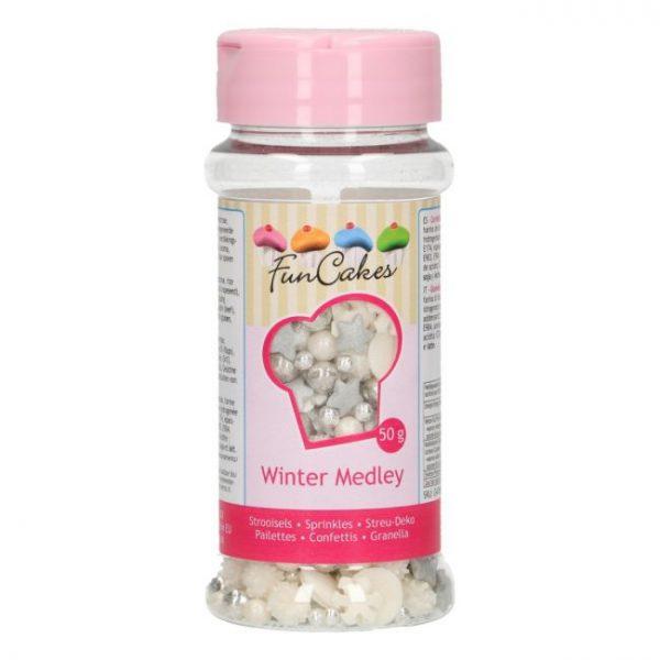 sprinkles funcakes winter medley 50gr