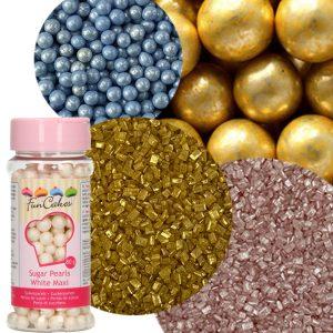Azúcares y Perlas