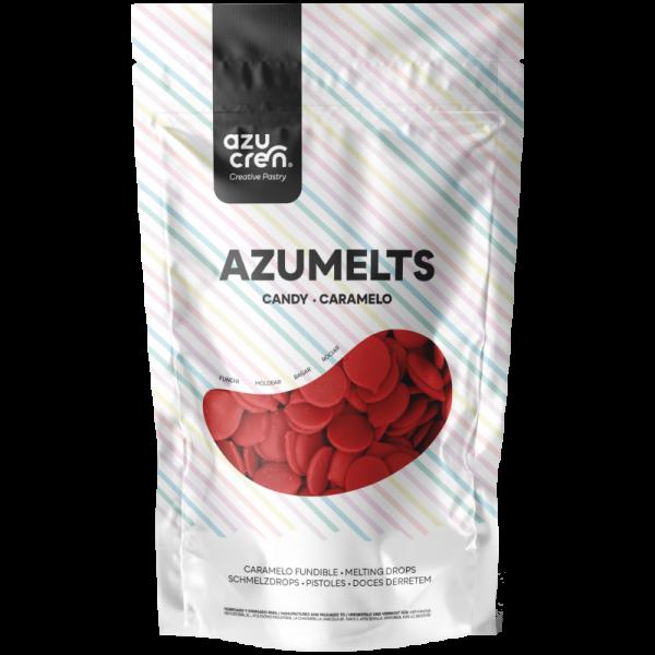chocolate azumelt rojo 250gr azucren