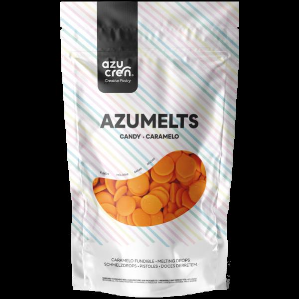 chocolate azumelt naranja 250gr azucren