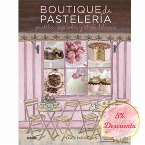 Libor Boutique de pasteleria peggy porschen