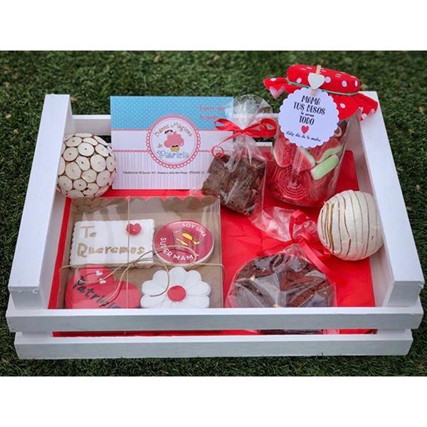 Dulces Mágicos de Patricia pack cajita dulce regalo