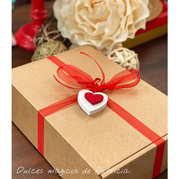 Dulces Mágicos de Patricia Pack dulces I Love You (Rojo)