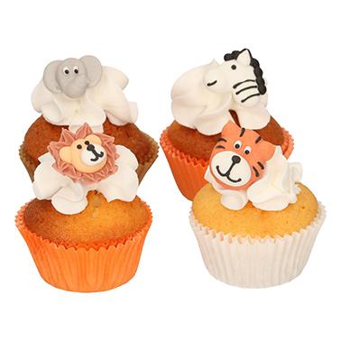 decoraciones azúcar animales safari funcakes