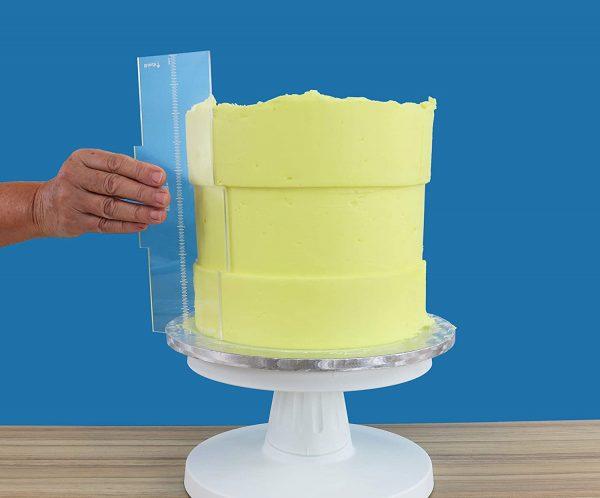raspador lateral tartas latitude 20 y 25 cm ps67 PME