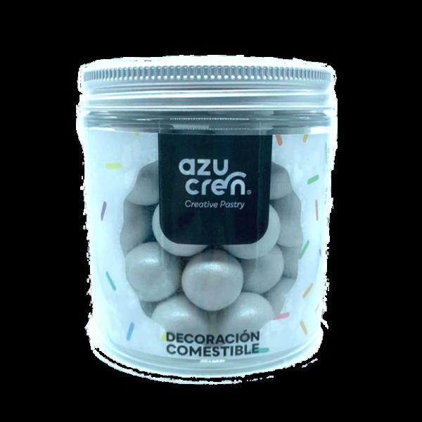 bolas blancas de azucar chocolate cereales 150 gramos azucren